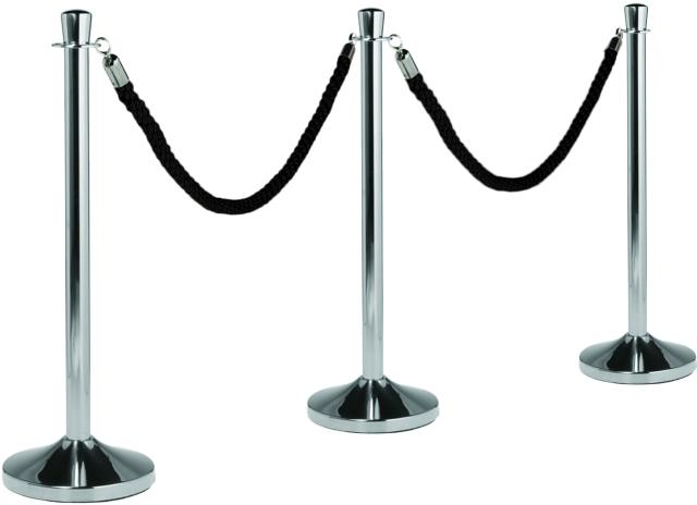 Where to find Stanchion, Chrome  each in Honesdale