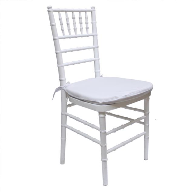 Where to find Chair, Chiavari, White, Alum. in Honesdale