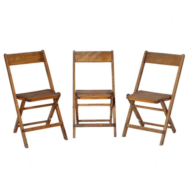 Where to find Chair, Grange, Wooden Folding in Honesdale