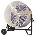 Where to find Fan, Floor, White, 36 , Tiltable in Honesdale