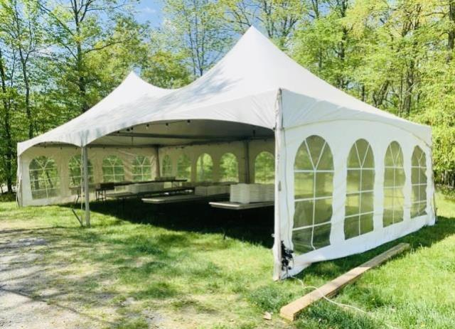 Where to find Tent, 20  x 40 , Frame Vista in Honesdale