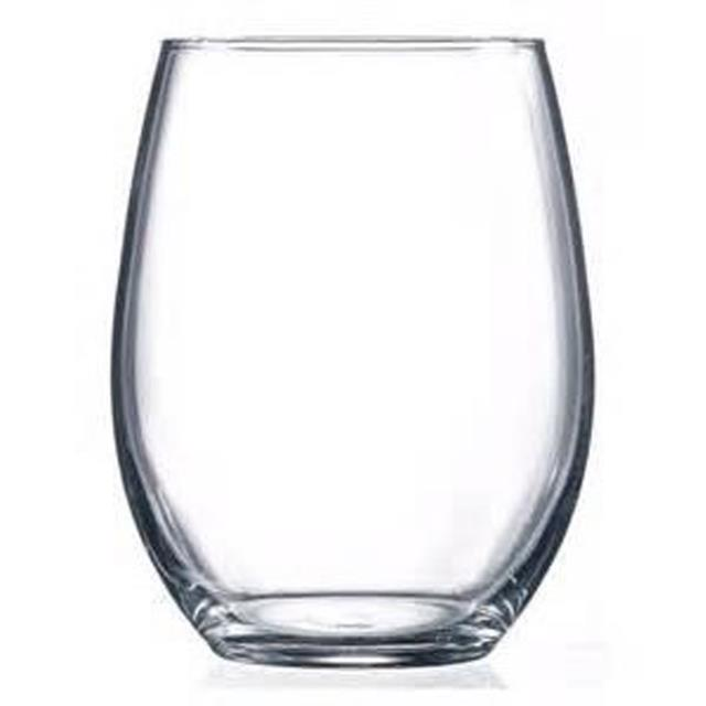 Where to find Glass, Stemless Wine, 15oz. in Honesdale
