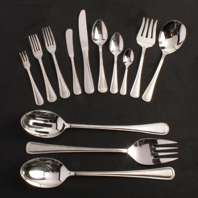 Where to find Shangrila Flatware in Honesdale