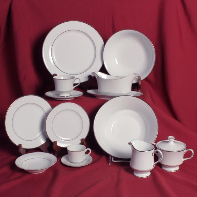 Where to find White   Platinum China in Honesdale