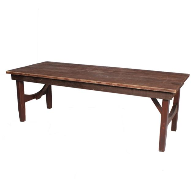 Where To Find Table Rect Farmhouse 40 X 96 In Honesdale