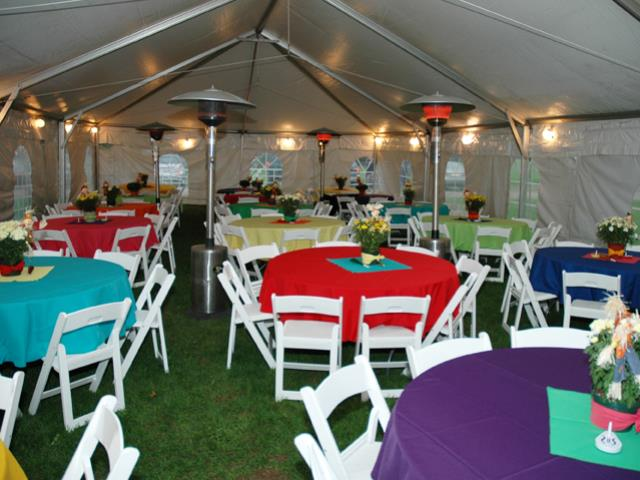 tent for 100 guest